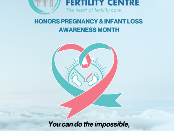 BFC Honors Pregnancy and Infant Loss Awareness Month