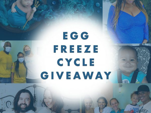 Free Egg Freezing Cycle Giveaway